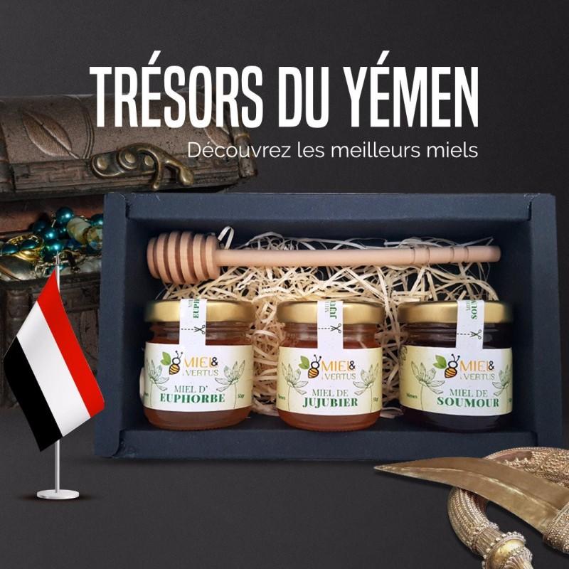 Coffret Trésors du Yémen
