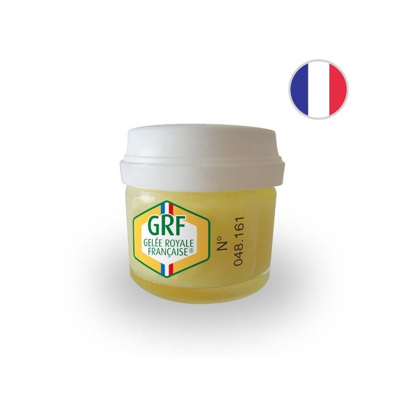 Gelée royale 100% française et fraîche de qualité