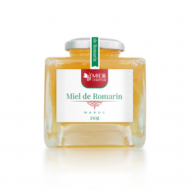 Miel de romarin du Maroc