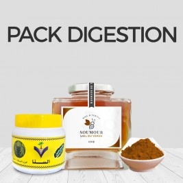 Pack digestion