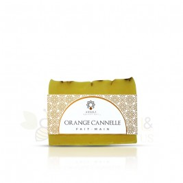 Savon Orange-Cannelle Miel et vertus