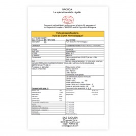 Huile de nigelle Habachia Bio Certification BIO