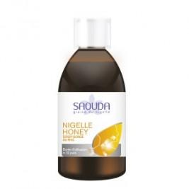 Nigelle Honey (Saouda) : sirop pour la gorge