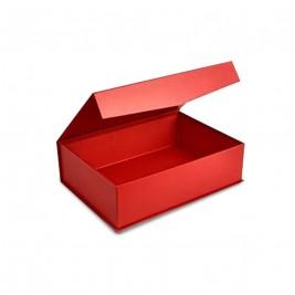 Coffret cadeau rouge