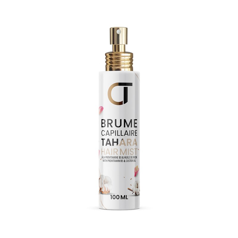 Brume cheveux au musc tahara - Sans alcool