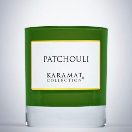 Bougie parfumée Patchouli Karamat Collection