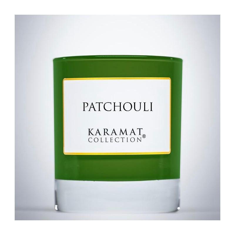 Bougie parfumée Patchouli Karamat Collection