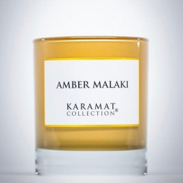 Bougie parfumée Amber malaki Karamat Collection