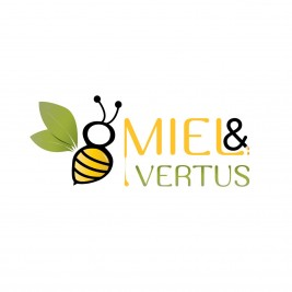 Logo Miel et Vertus