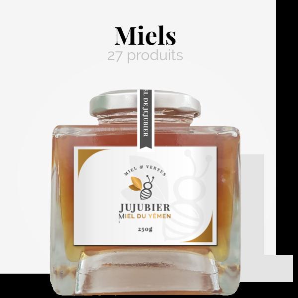 Découvrez nos miels