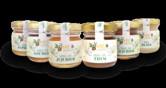 Pack gourmand miel